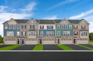 Wexford End - Richmont Townhomes: Cheswick, Pennsylvania - Ryan Homes