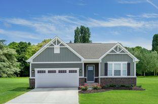 Pisa Torre Ranch Finished Basement Included - Streamside: Batavia, Ohio - Ryan Homes