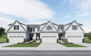 Moore Farm Townhomes by Ryan Homes in Charlotte North Carolina