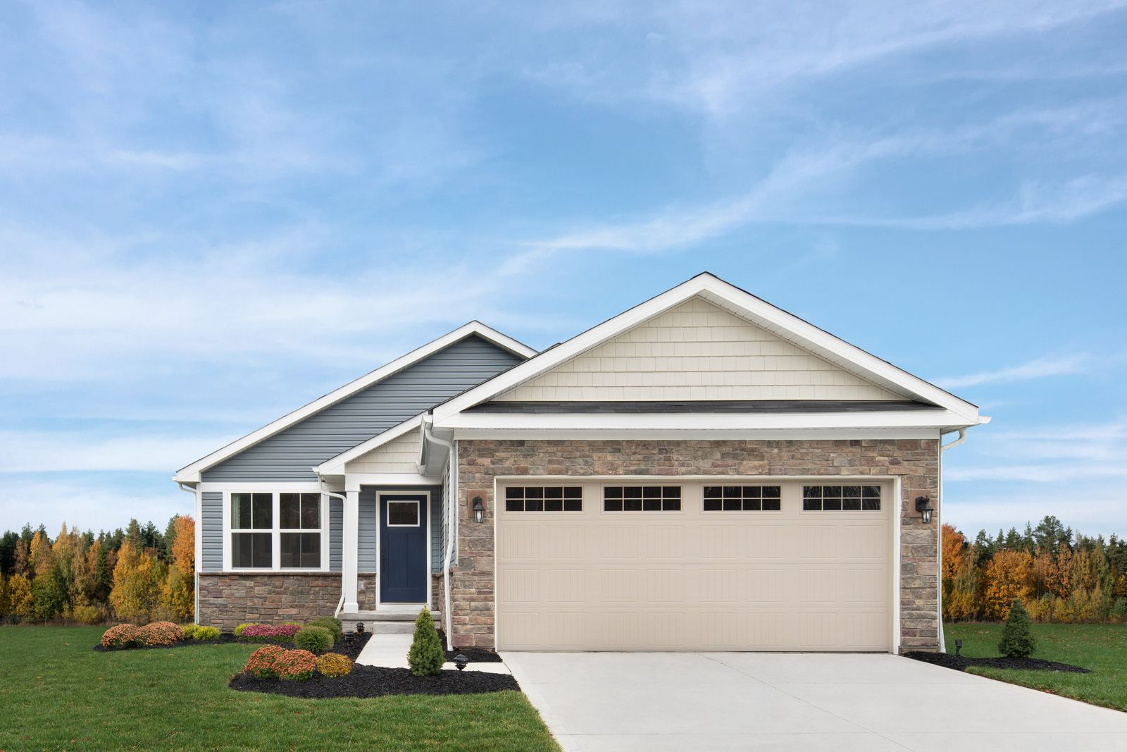 Exterior featured in the Aruba Bay By Ryan Homes in Cumberland County, NJ
