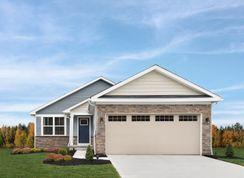 Aruba Bay w/ Full Basement - Sawyers Mill Ranches: Middletown, Ohio - Ryan Homes