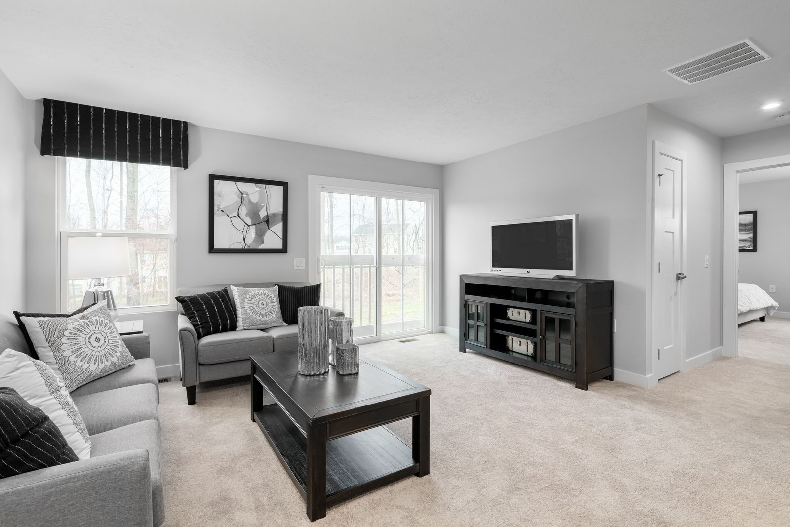 Living Area featured in the Aruba Bay By Ryan Homes in Akron, OH