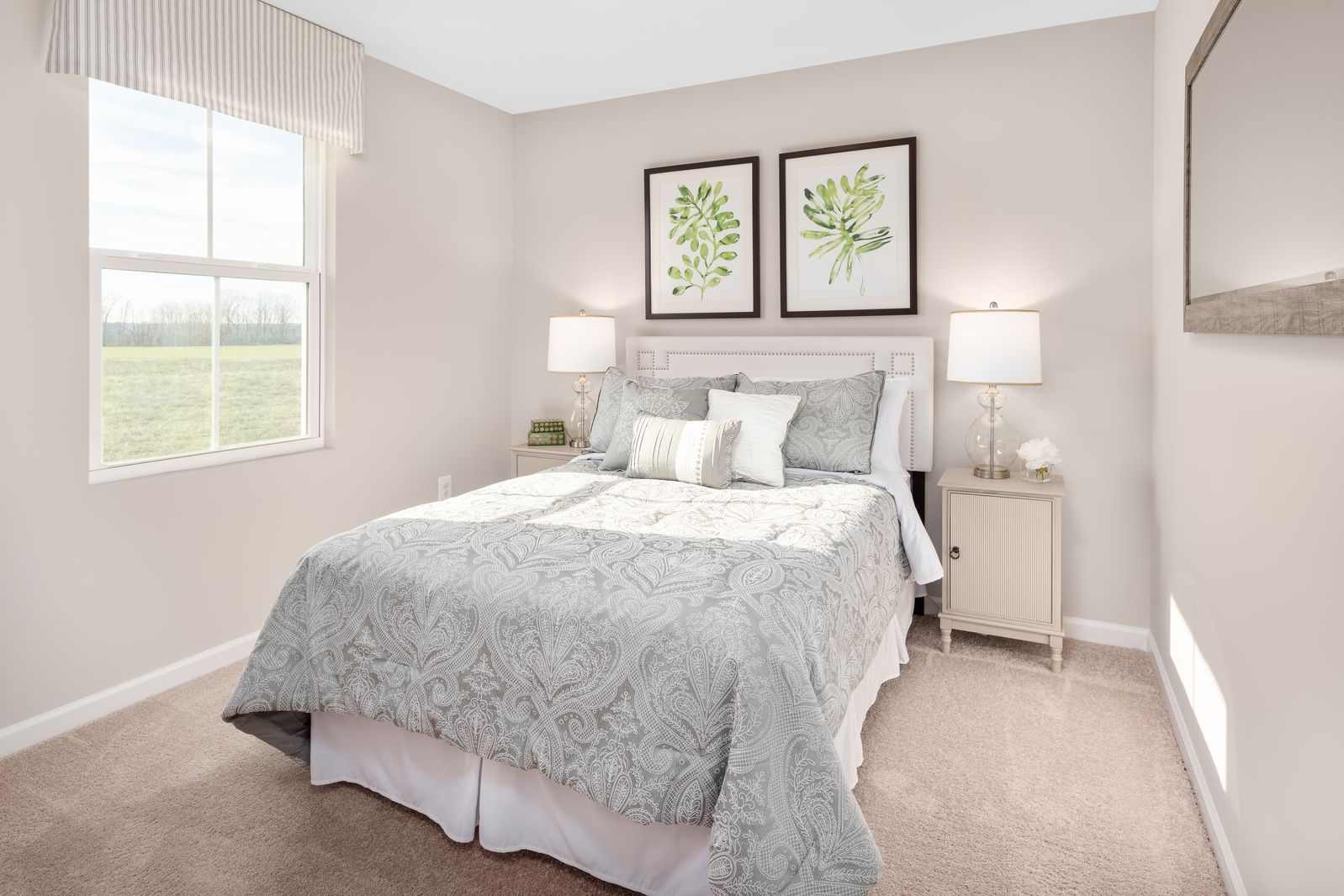Bedroom featured in the Birch By Ryan Homes in Columbus, OH