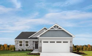 Sunbrook Villas by Ryan Homes in Indianapolis Indiana