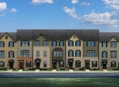 Mozart E - Fredericksburg Park Townhomes: Fredericksburg, District Of Columbia - Ryan Homes