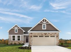 Eden Cay w/ Full Basement - Sawyers Mill Ranches: Middletown, Ohio - Ryan Homes