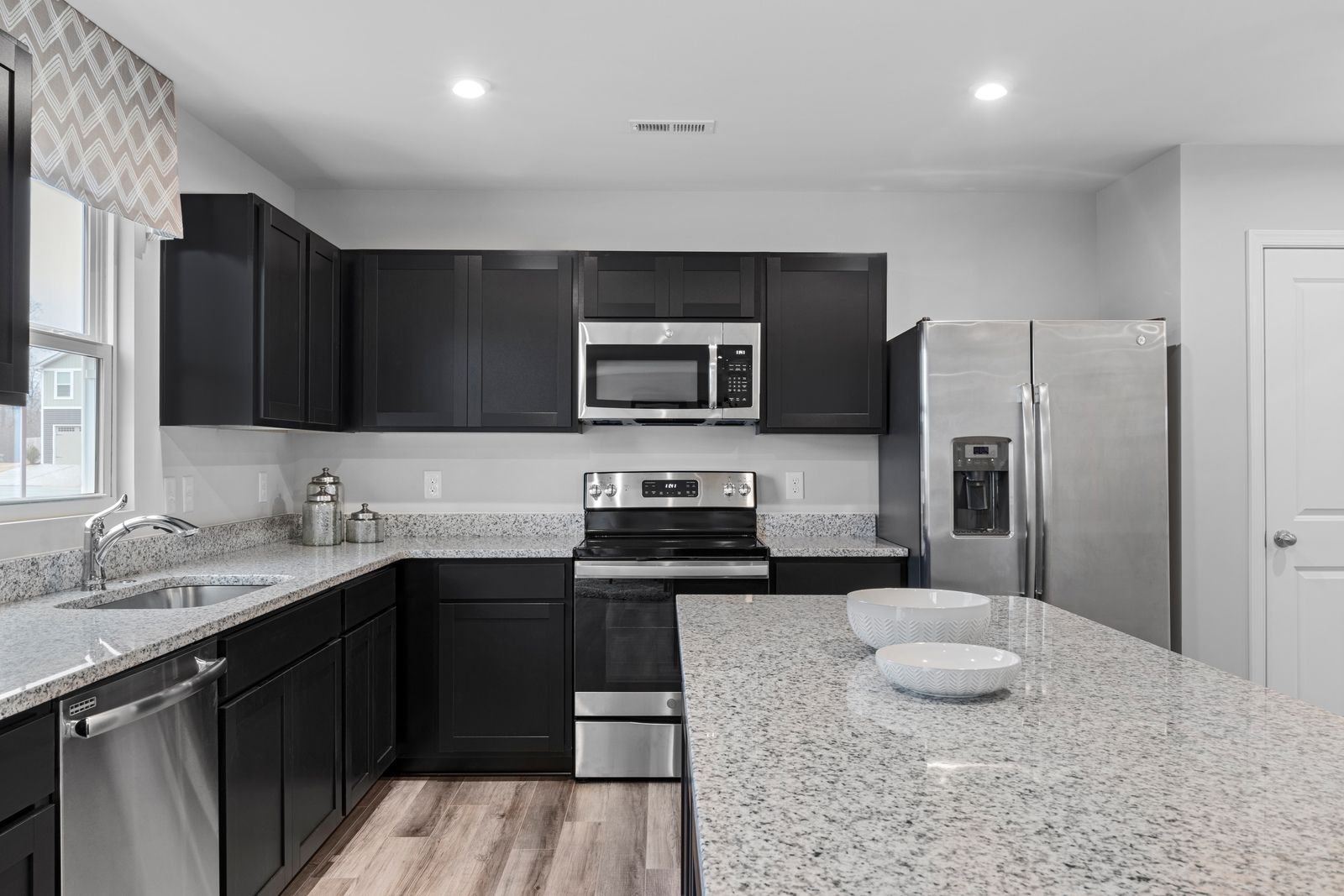 Kitchen featured in the Elm By Ryan Homes in Charlotte, NC