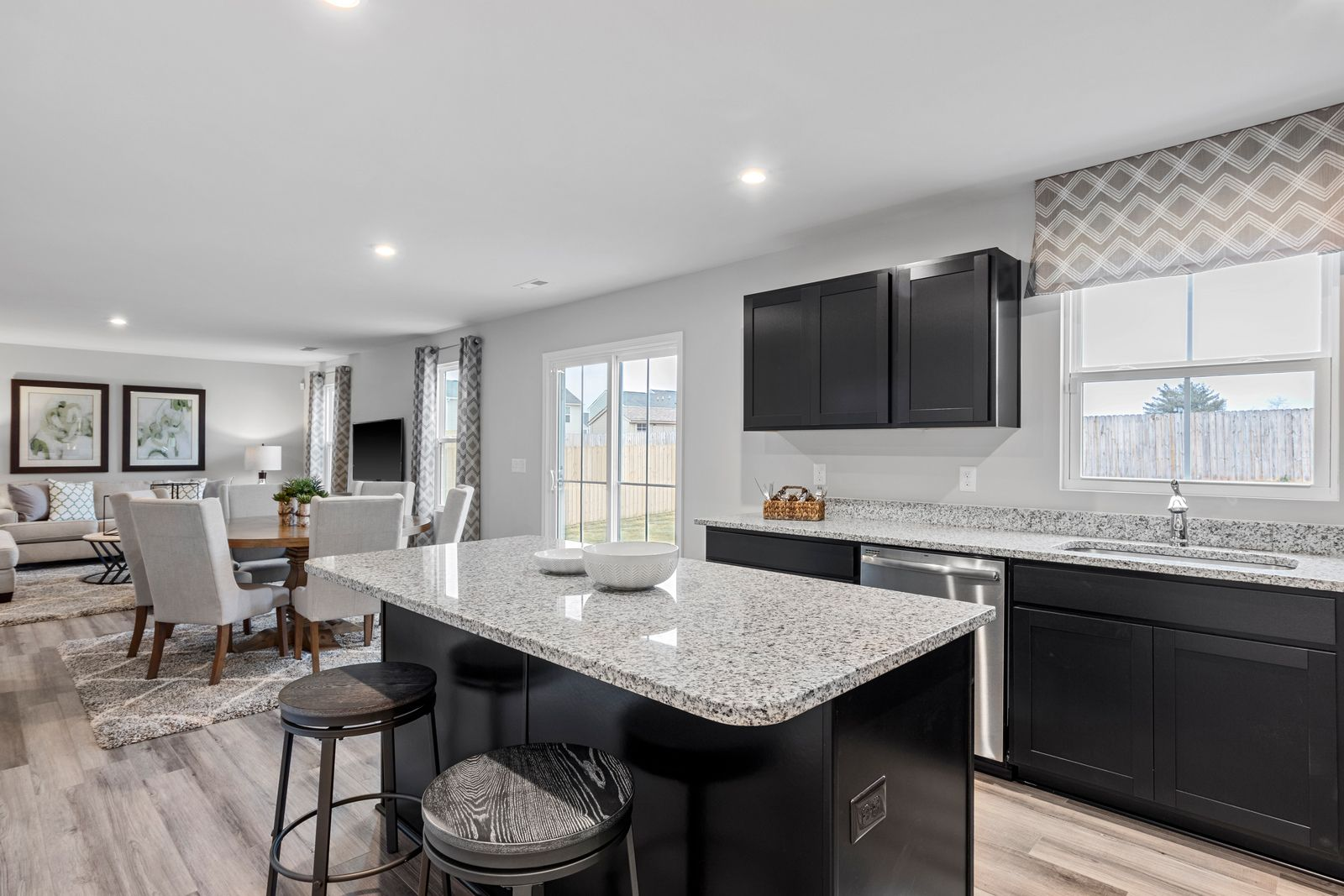 Kitchen featured in the Elm By Ryan Homes in Philadelphia, PA