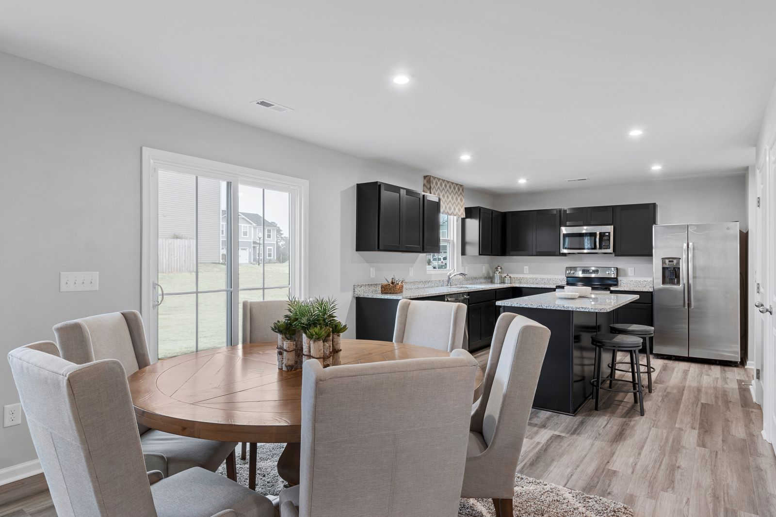 Kitchen featured in the Elm w/ Full Basement By Ryan Homes in Dayton-Springfield, OH