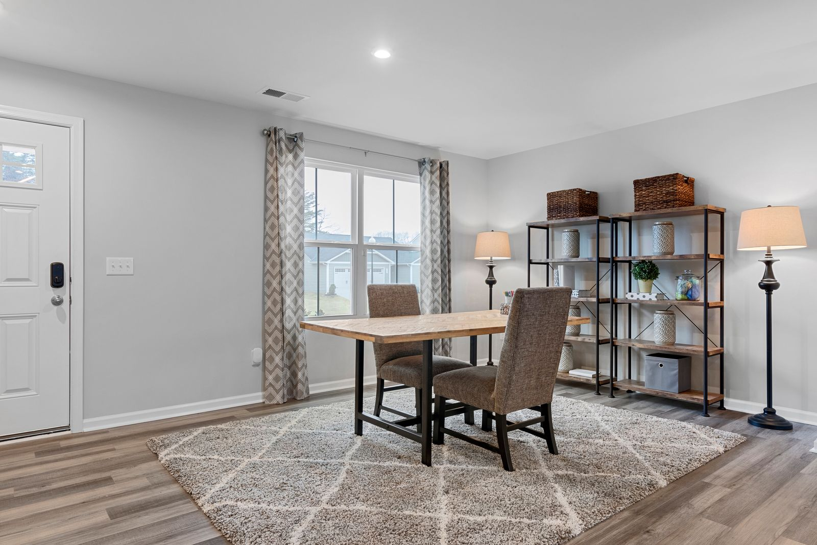 Living Area featured in the Elm By Ryan Homes in Charlotte, NC