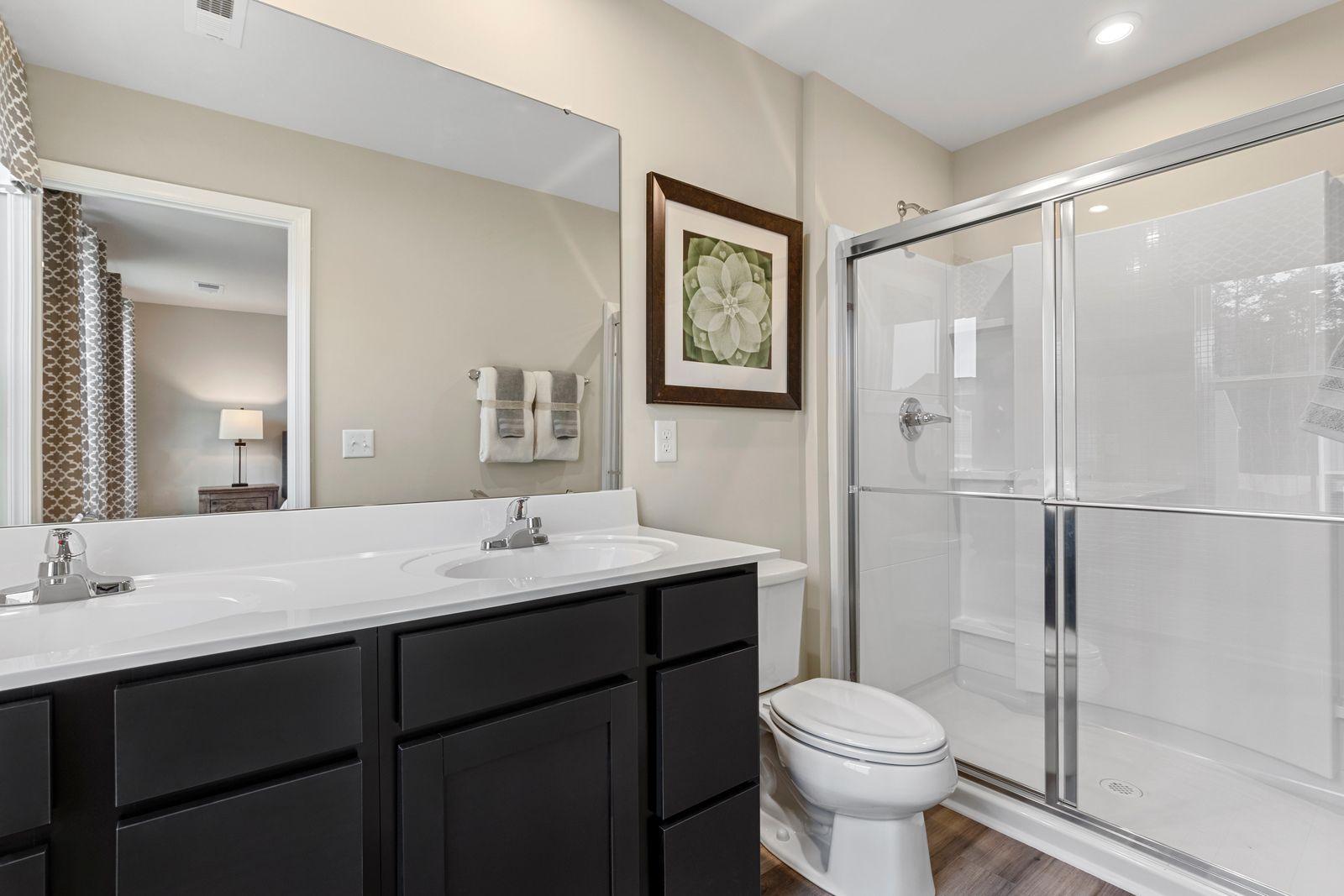 Bathroom featured in the Elm By Ryan Homes in Buffalo-Niagara Falls, NY