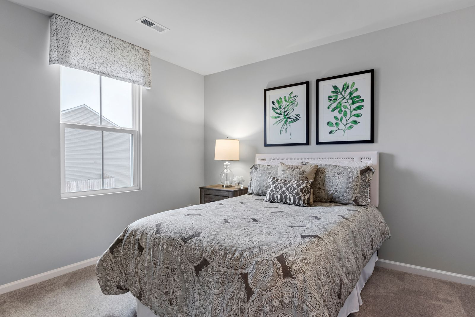 Bedroom featured in the Elm By Ryan Homes in Buffalo-Niagara Falls, NY