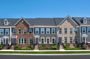 Andrew Carnegie - Greenleigh Executive Collection: Middle River, Maryland - NVHomes