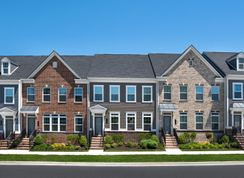 Andrew Carnegie Courtyard 6' Extended - Greenleigh Executive Collection: Middle River, Maryland - NVHomes