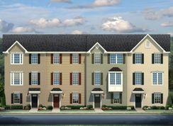 Beethoven 3-Story - Thornton Reserve: Raleigh, North Carolina - Ryan Homes
