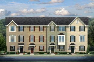 Mozart 3-Story - Thornton Reserve: Raleigh, North Carolina - Ryan Homes