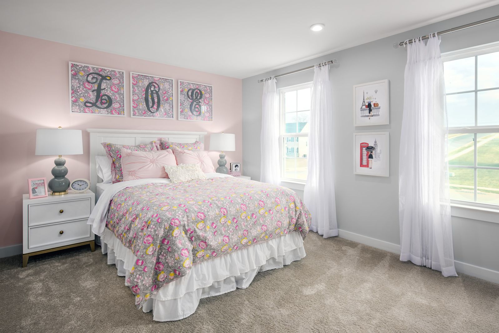 Bedroom featured in the Saint Lawrence By Ryan Homes in Washington, MD