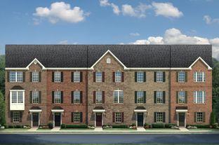 Mozart - Park Place Townhomes: Cranberry Township, Pennsylvania - Ryan Homes