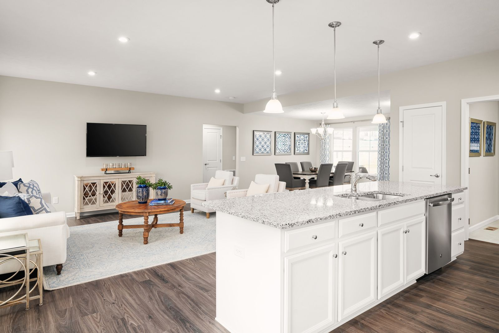 Living Area featured in the Aviano By Ryan Homes in Cincinnati, OH