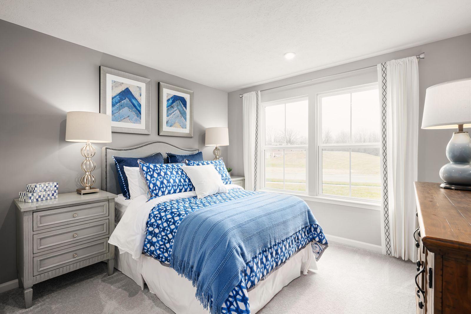 Bedroom featured in the Aviano By Ryan Homes in Sussex, DE