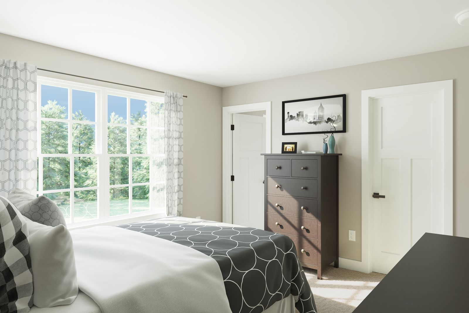 Bedroom featured in the Adrian By Ryan Homes in Dayton-Springfield, OH