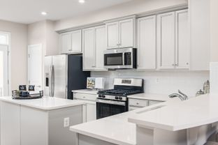 Hepburn - Arcola Town Center Townhomes: Dulles, District Of Columbia - Ryan Homes