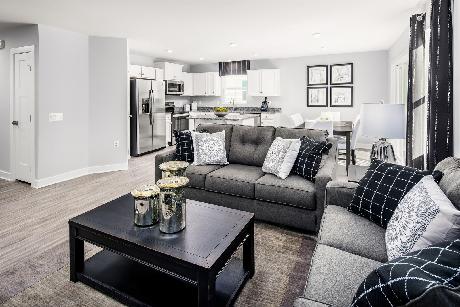 Living Area featured in the Grand Bahama By Ryan Homes in Cumberland County, NJ