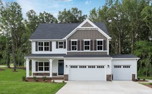 Emory Trace by Ryan Homes in Indianapolis Indiana