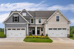 Calvert Grande with Basement - Big Elk 55+ Villas: West Grove, Pennsylvania - Ryan Homes