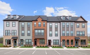 Tanyard Shores Townhomes by Ryan Homes in Baltimore Maryland