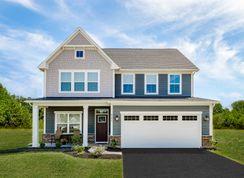 Columbia - Willow Brook Farm: Loveland, Ohio - Ryan Homes