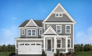 Turf Valley Singles by NVHomes in Baltimore Maryland