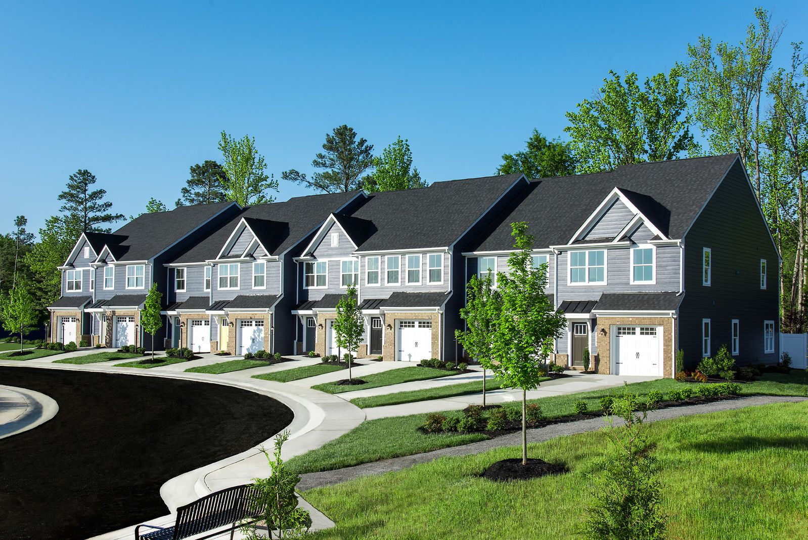 'Burgesses Quarters' by Ryan Homes-RCL in Norfolk-Newport News