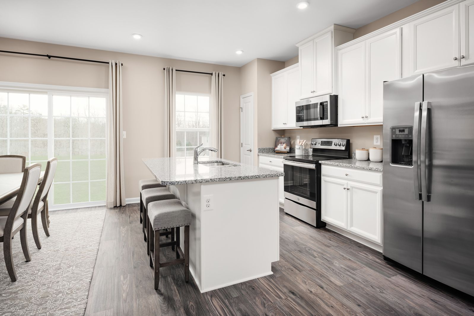 Kitchen featured in the Beethoven By Ryan Homes in Philadelphia, NJ