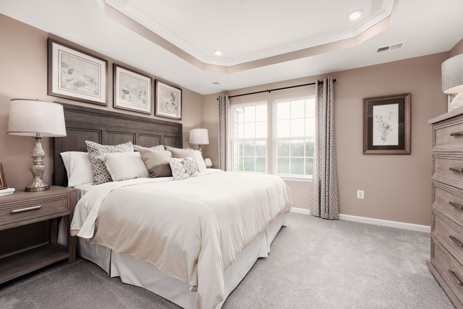 Bedroom featured in the Beethoven By Ryan Homes in Raleigh-Durham-Chapel Hill, NC