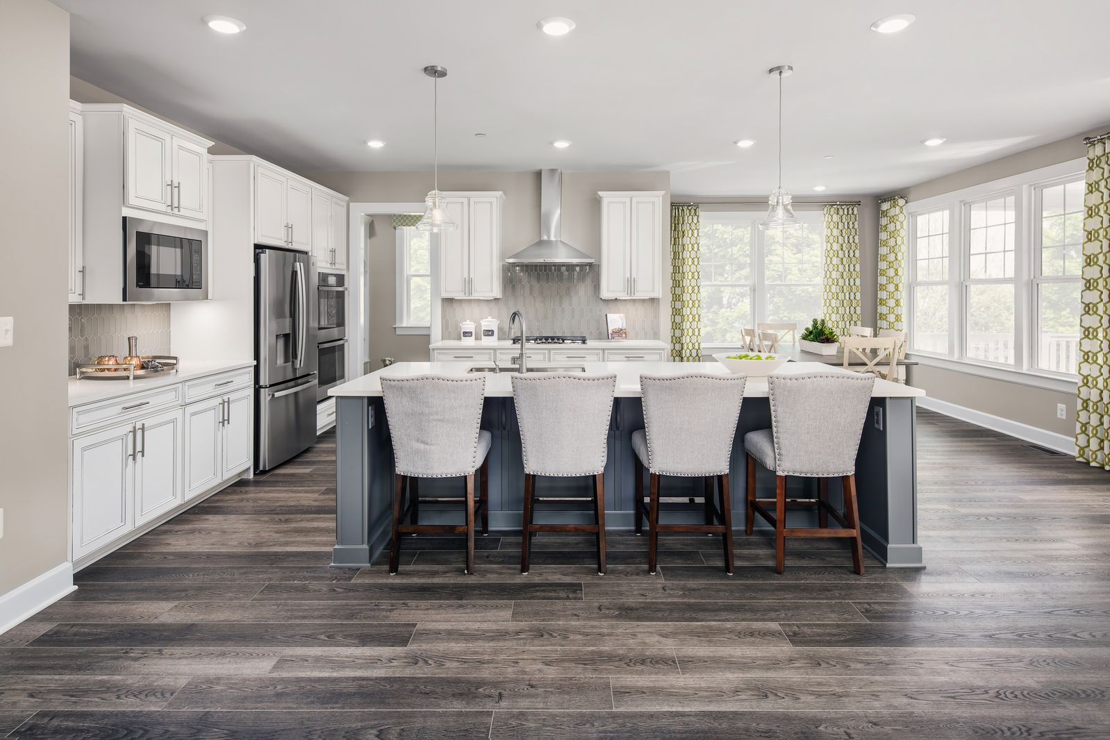 Kitchen featured in the Tyler By NVHomes in Baltimore, MD