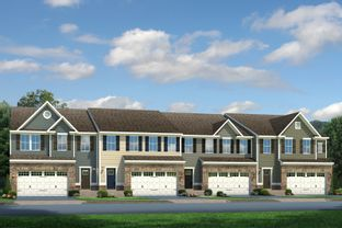 Rosecliff Interior - McConnell Trails Townhomes: McDonald, Pennsylvania - Ryan Homes