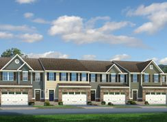 Rosecliff - Greenwood Village: Canonsburg, Pennsylvania - Ryan Homes