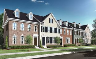 Greenleigh Executive Collection by NVHomes in Baltimore Maryland