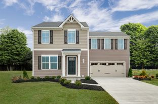Birch - Quail Glen: Angier, North Carolina - Ryan Homes