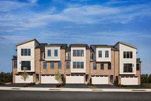 Woodley Park - Cedar Creek Townhomes: Columbia, Maryland - NVHomes