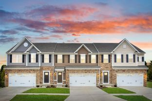 Rosecliff - Towns at Fieldstone Farms: Liberty Township, Ohio - Ryan Homes