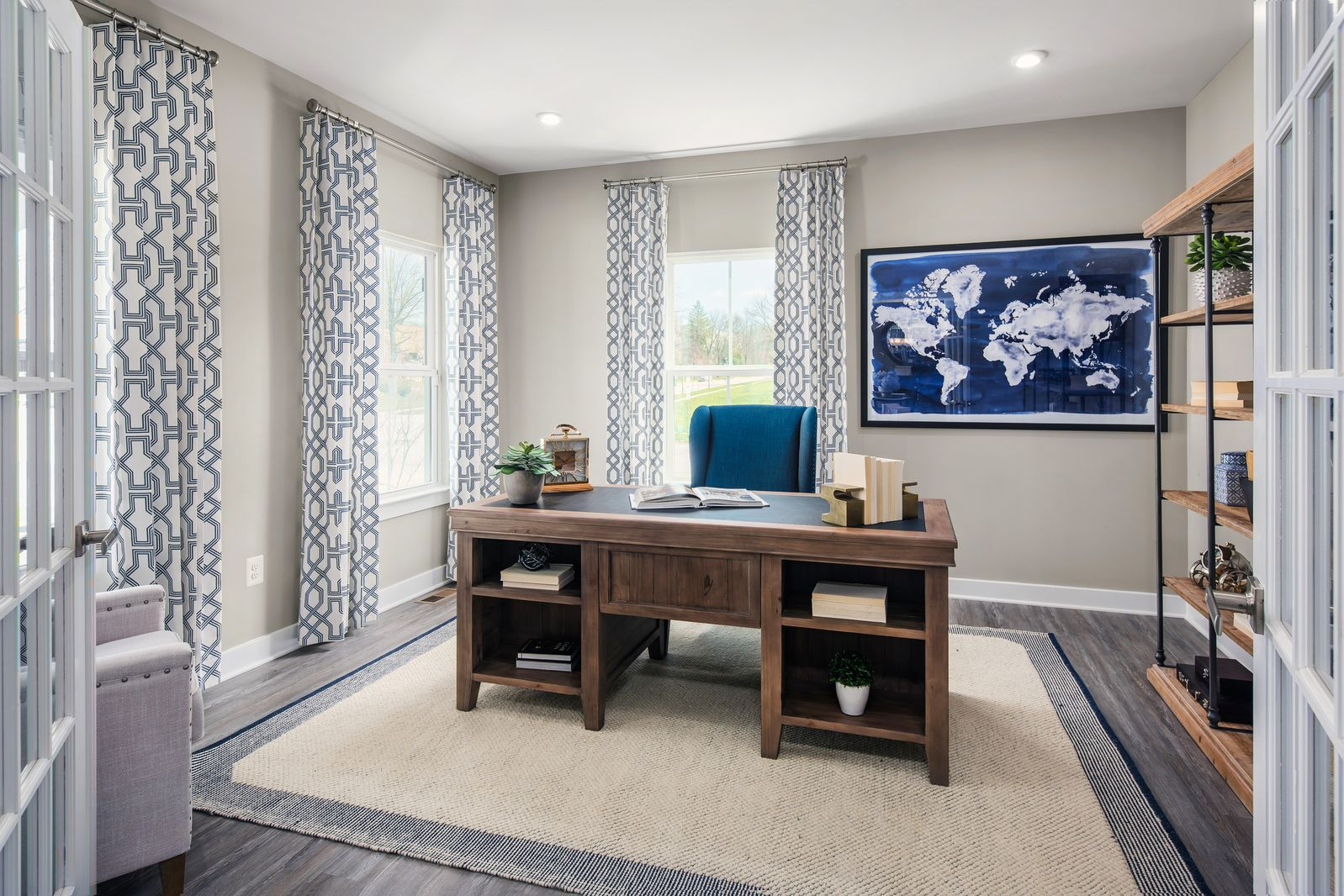 Living Area featured in the Corsica By Ryan Homes in Washington, VA