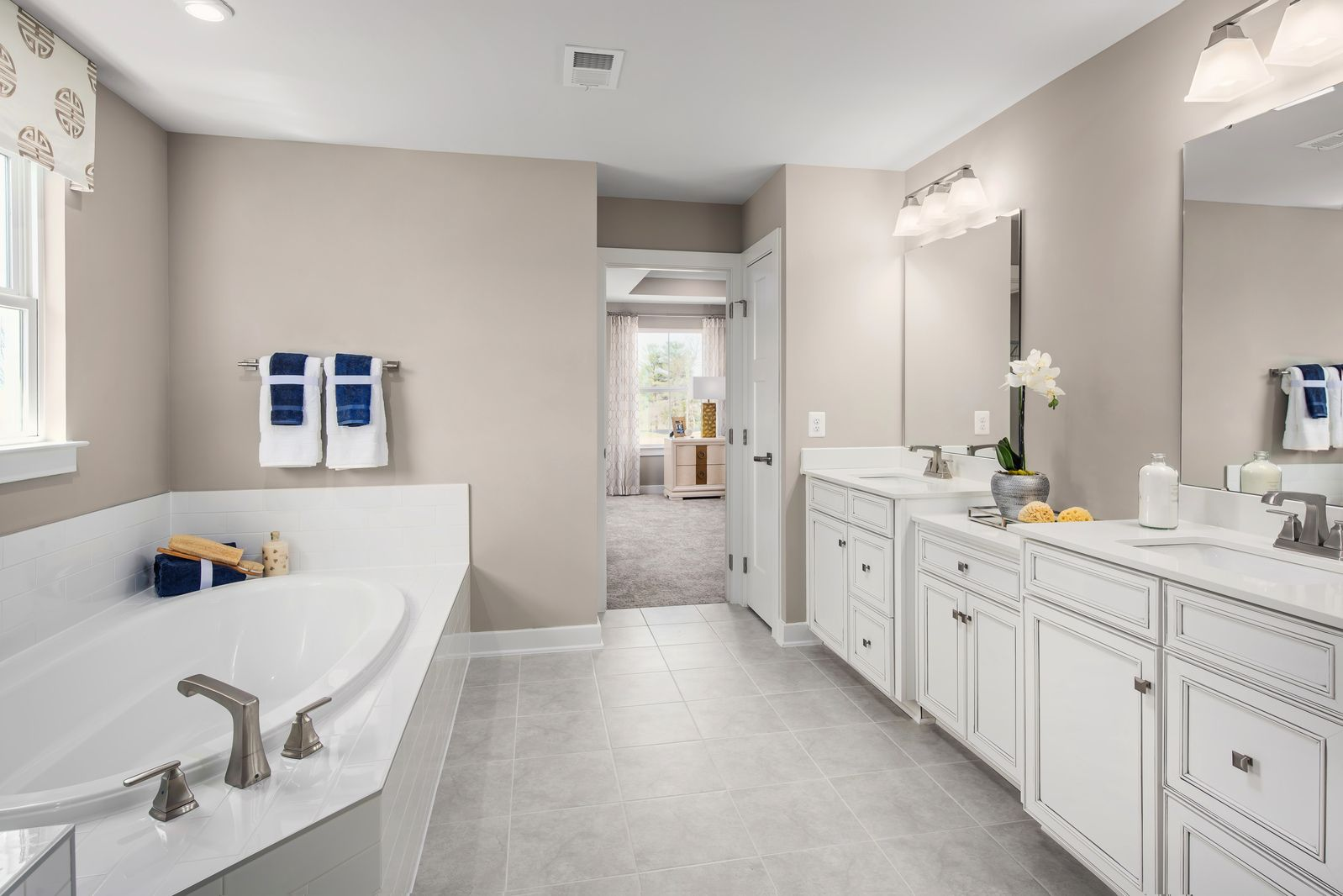 Bathroom featured in the Corsica By Ryan Homes in Washington, VA