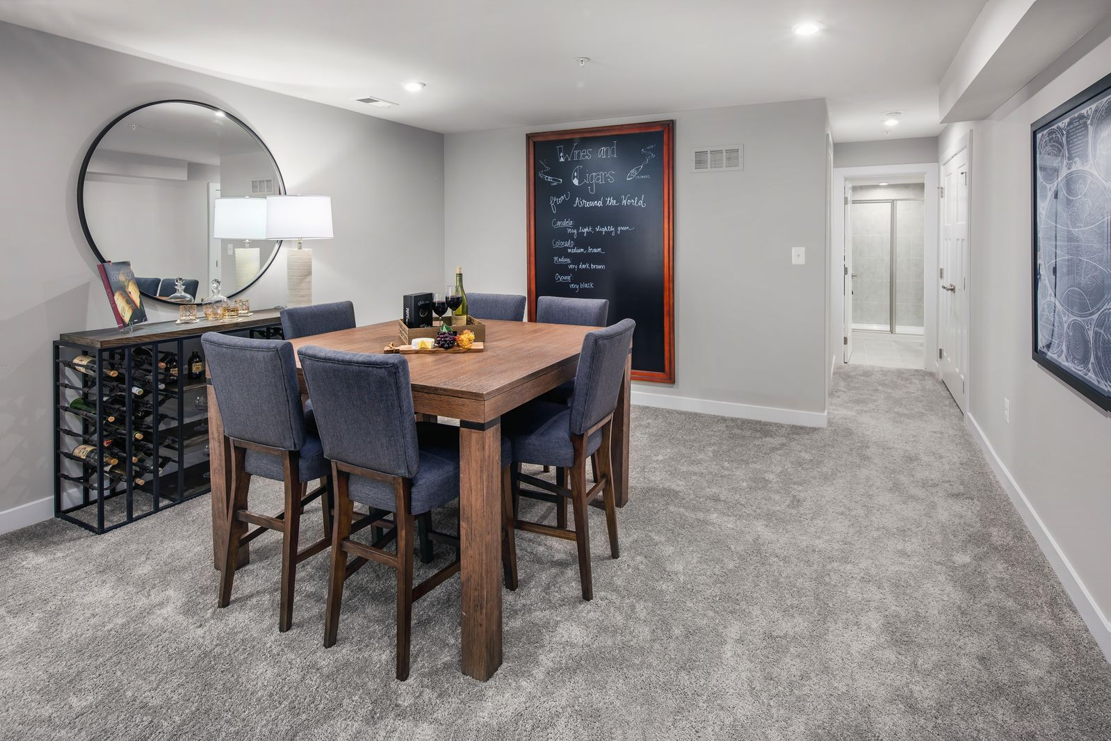 Living Area featured in the Corsica By Ryan Homes in Allentown-Bethlehem, PA
