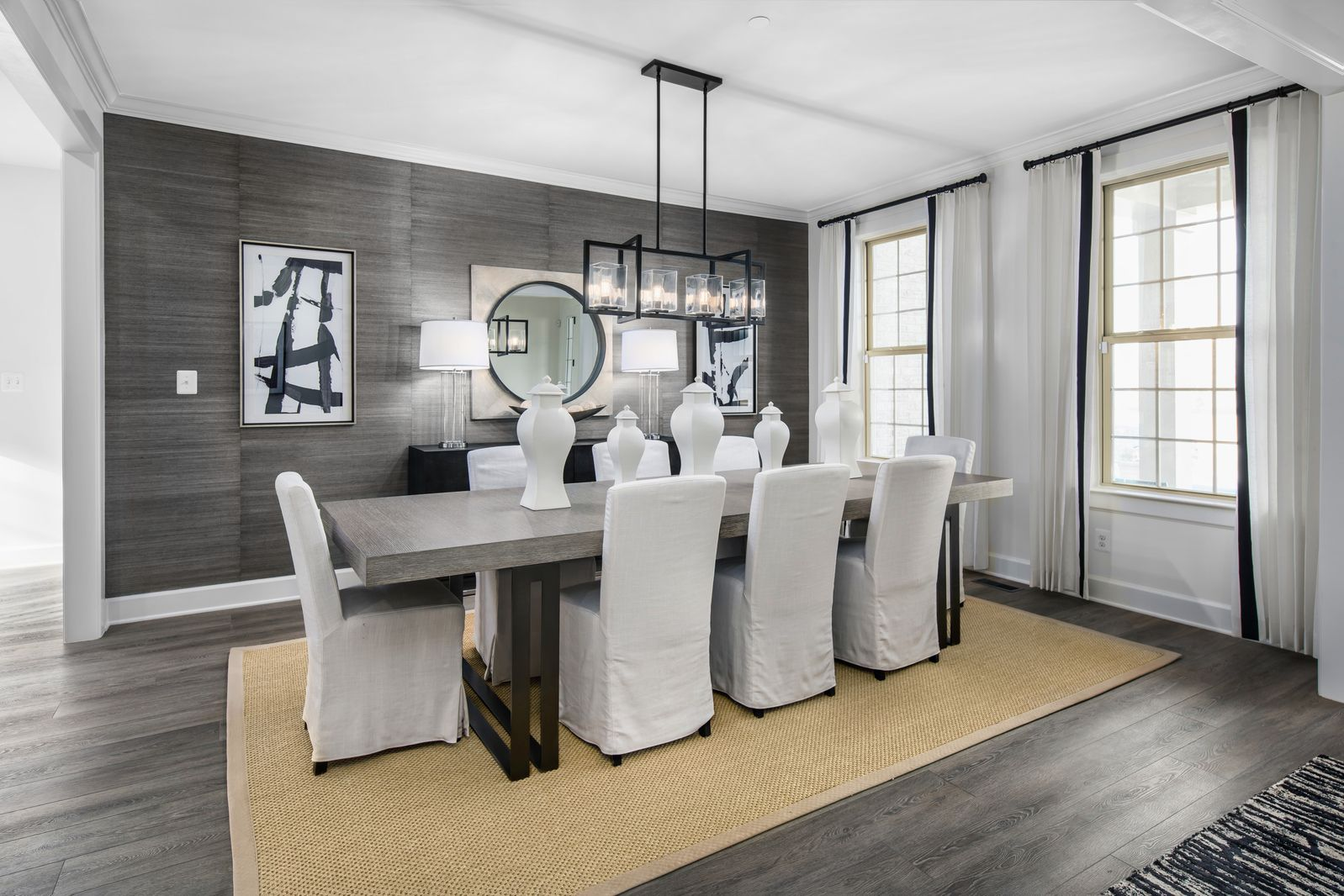 Living Area featured in the Stratford Hall By NVHomes in Sussex, DE