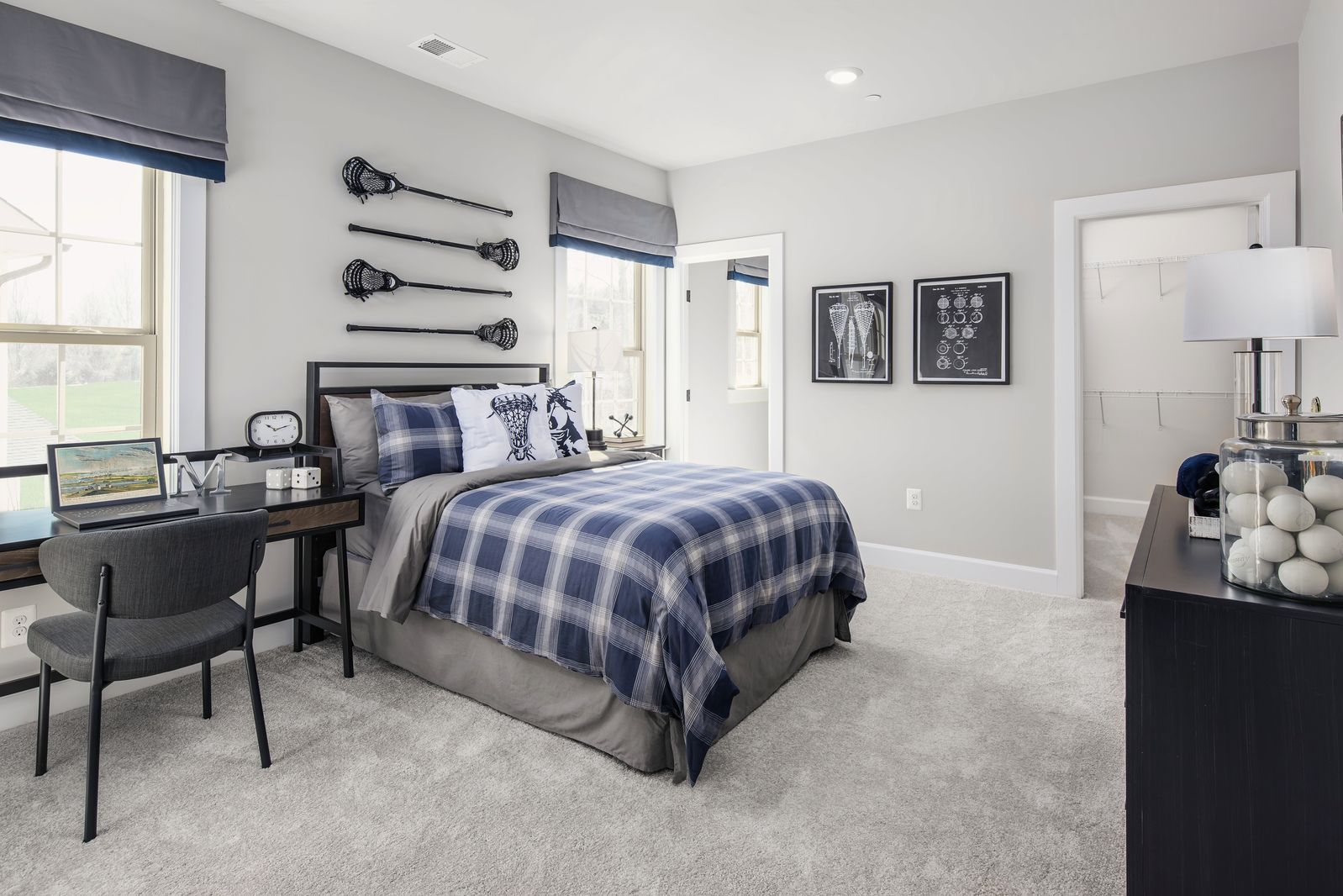 Bedroom featured in the Stratford Hall By NVHomes in Sussex, DE