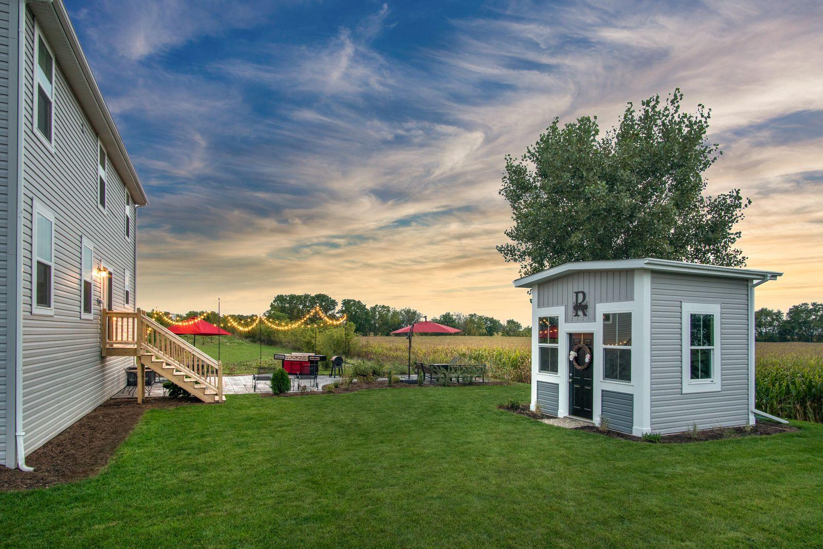 'Woodlands At Morrow' by Ryan Homes-CIN in Cincinnati