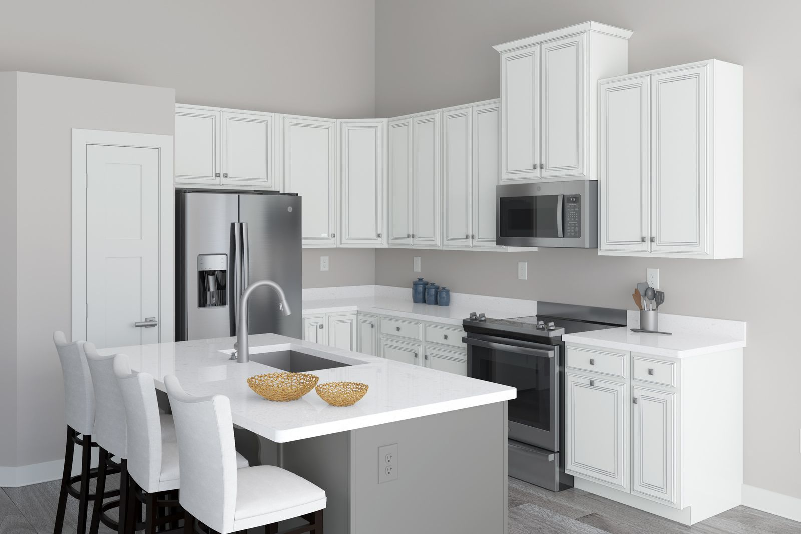 Kitchen featured in the Pisa Torre By Ryan Homes in Dayton-Springfield, OH