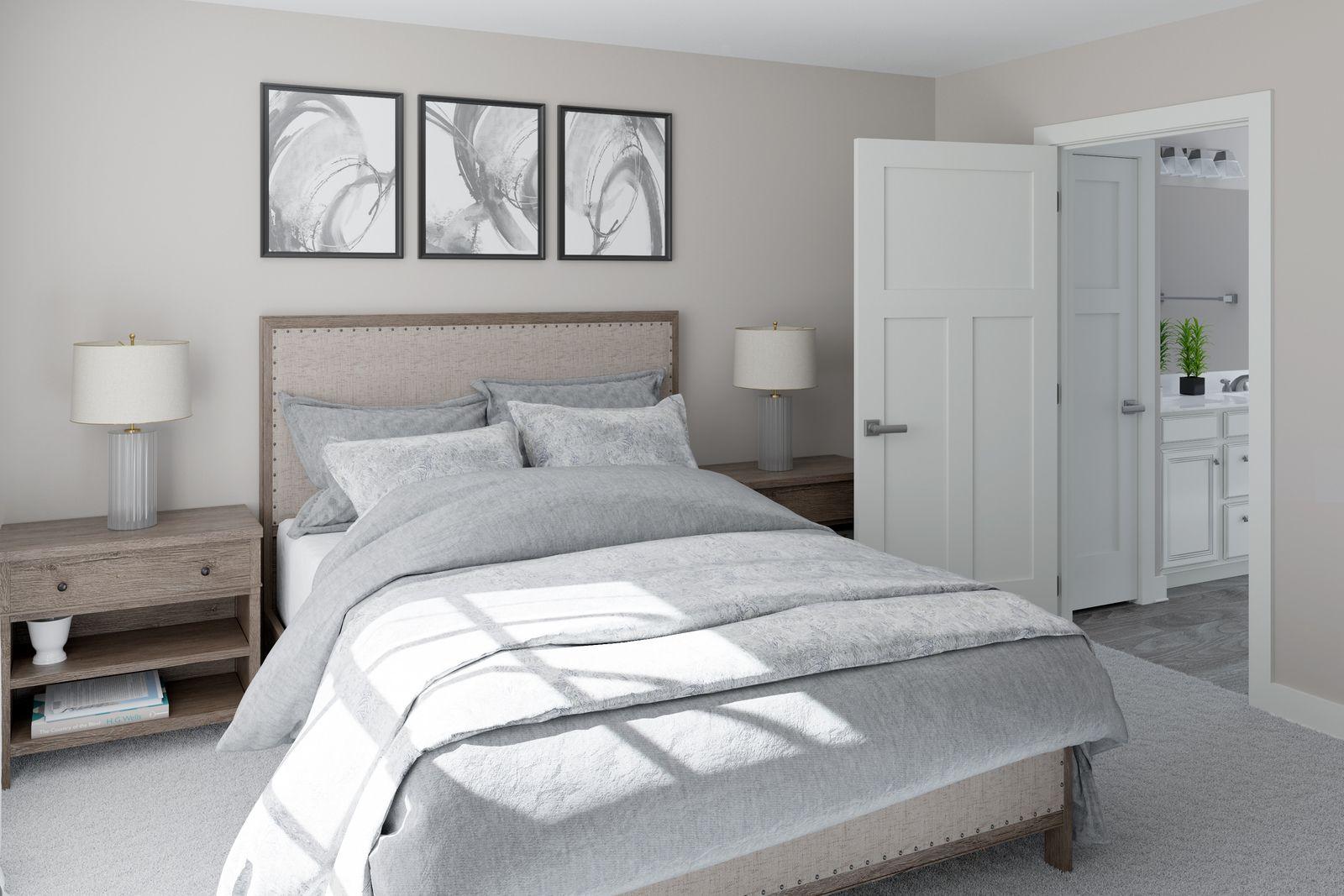 Bedroom featured in the Pisa Torre By Ryan Homes in Ocean City, MD